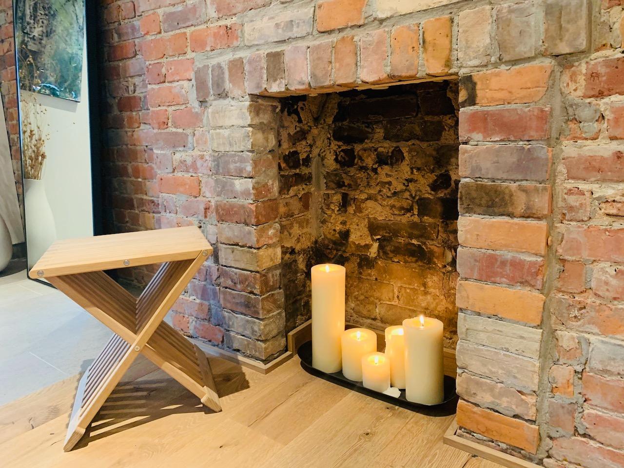 Urban Fireplace